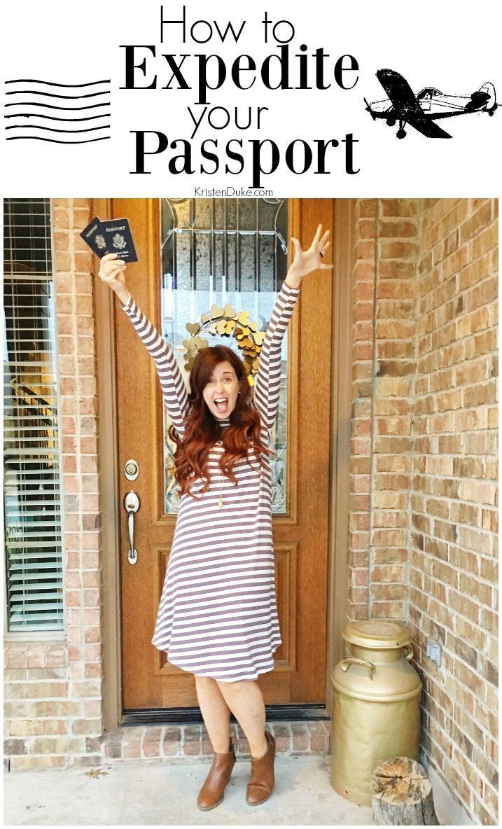 How to expedite Rush your passport renewal | Travel ideas | http://www.Capturing-Joy.com
