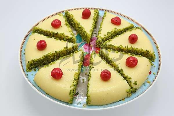 طريقة عمل حلى السميد بالكاسترد منال العالم وصفة حلى السميد بالكاسترد منال العالم طريقة تحضير حلى ا Turkish Recipes Desserts Turkish Cuisine Desserts Desserts