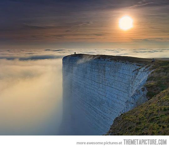 The world's edge: The South, East Coast, Amazing Photo, The Edge, Seven Sisters, Beachi Head, United Kingdom, World End, East Sussex England