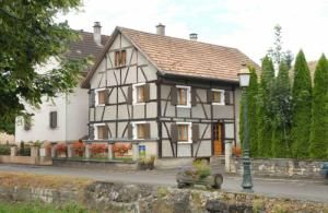 Chambre d'hôtes Eichestuba ( Haut Rhin ) Maison d'hôtes, weekend, séjour, vacances, guesthouse, home, holidays, travel,