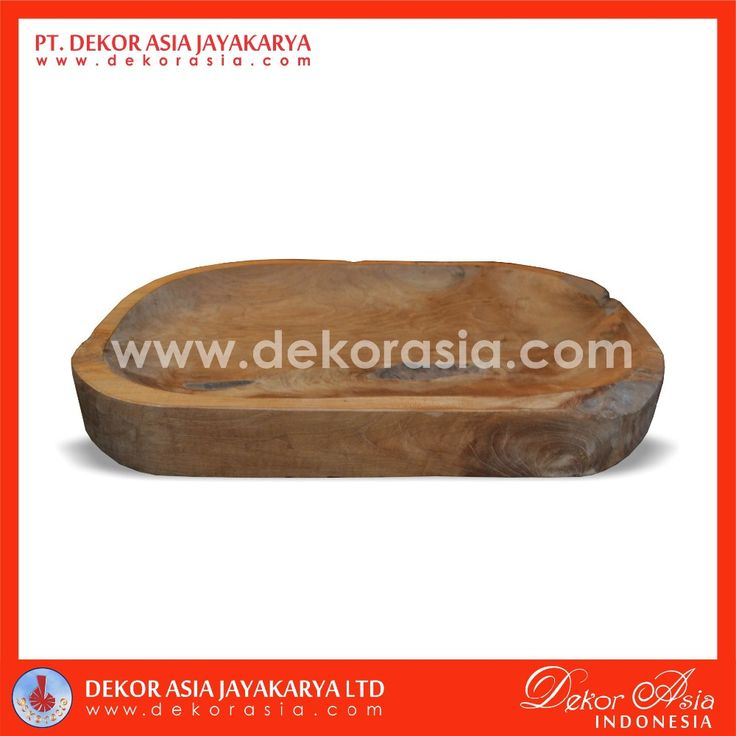 OVAL TRAY - WOODEN BOWLS, View wood bowls, DEKOR ASIA Product Details from PT. DEKOR ASIA JAYAKARYA on Alibaba.com