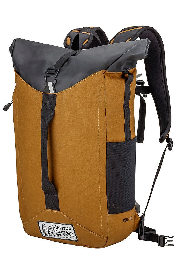Nanamica cordura 174 twill cycling backpack in green for men blue - Marmot Rogue 99