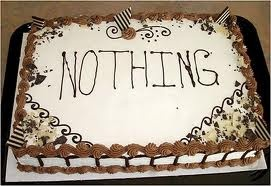 Call Walmart, ask for a plain cake with nothing on it and yes, this is what you get.