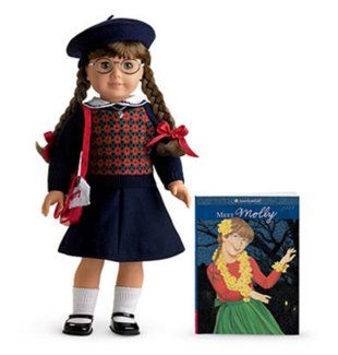 American Girl retiring Molly McIntire after 27 years. I picked her because she looked the most like me.