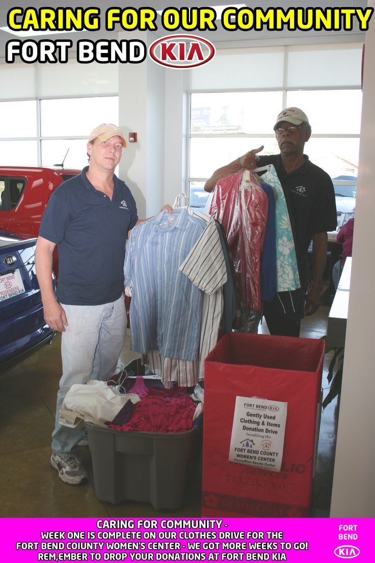 Team Kia Of Bend >> 22 best images about Clothing Drive ideas on Pinterest ...