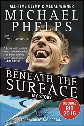 A Michael Phelps book!!