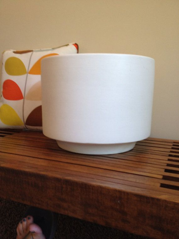 Architectural Potter Gainey Ceramics White 13 by danishmaude, $165.00