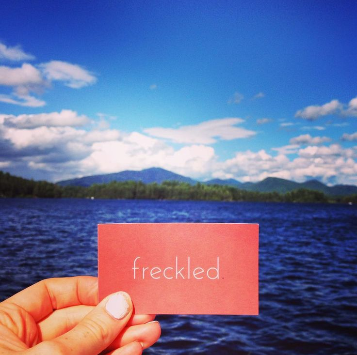 Freckled Fun Gifts & Fine Paper - Branding
