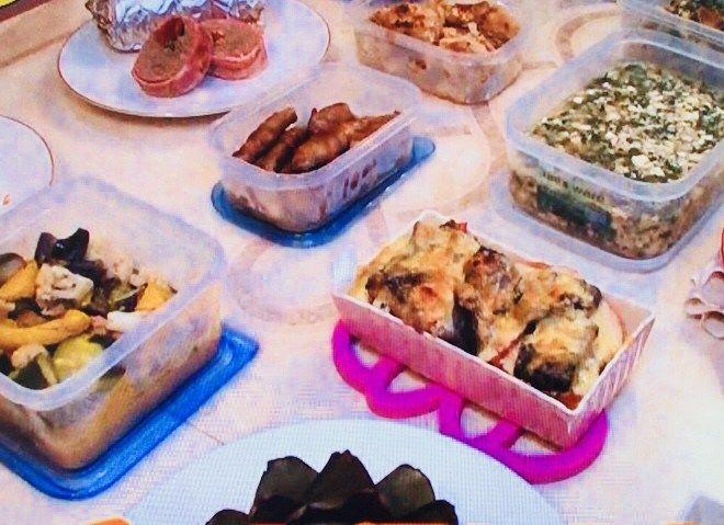伝説の家政婦 志麻さんの中山エミリ宅で3時間で15品 レシピ