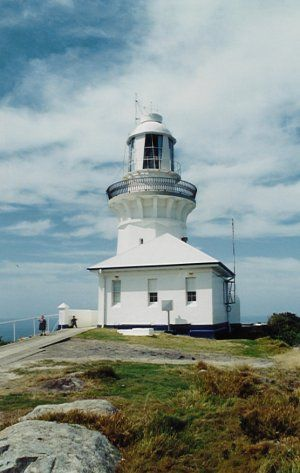 #Lighthouses: Smoky Cape Lighthouse, #SmokyCape, New South Wales, #Australia
