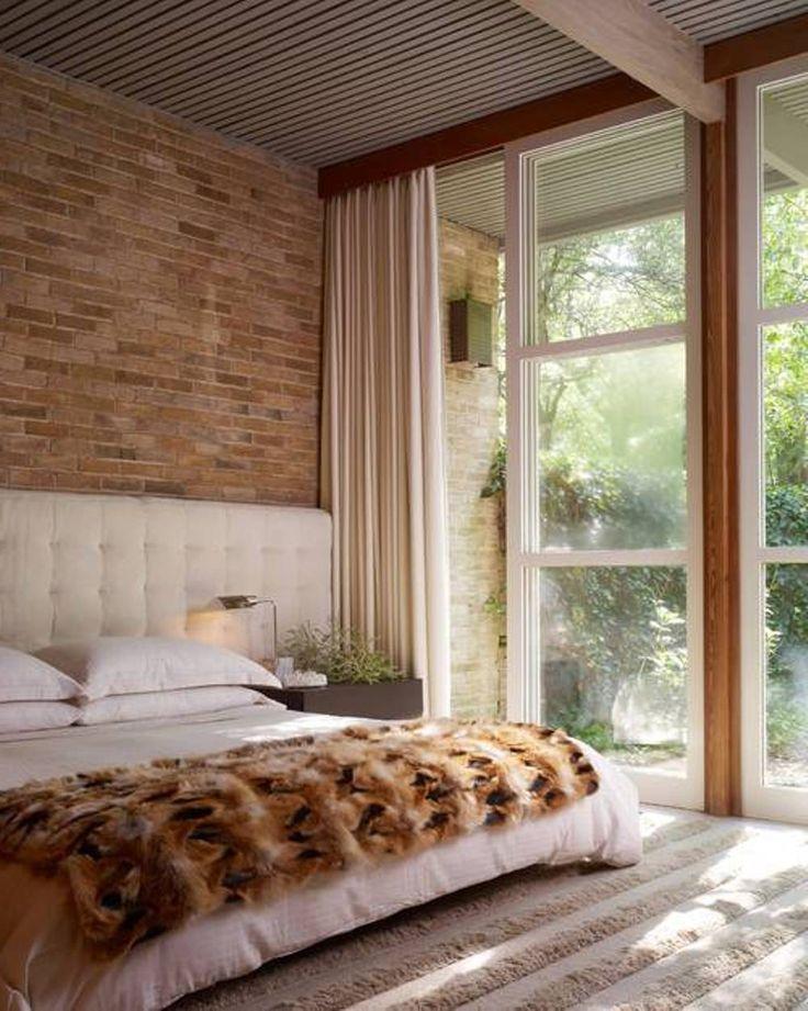 wall brick modern bedroom ideas decorating modern bedroom ideas gallery