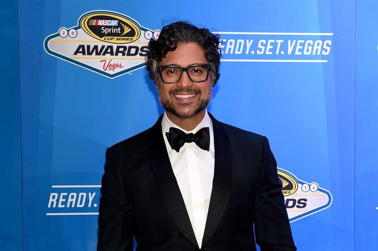 Red Carpet Photos from the Sprint Cup Awards:   Saturday, December 3, 2016  -   Jamie Camil attends the 2016 NASCAR Sprint Cup Series Awards at Wynn Las Vegas on December 2, 2016 in Las Vegas, Nevada. Photo Credit: Getty Images