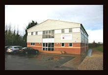 The Admin Manual Head Office in Faringdon.  This is where all the hard work starts