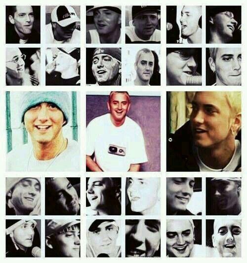 Best of Eminem.  His smile brings joy to my life