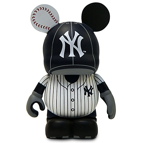Vinylmation Major League Baseball New York Yankees Figure -- 3''