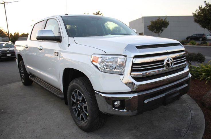 Ready Unit For Sale Top of the Line 2017 Toyota Tundra 1794 Edition 5.7L V8 A/T 4WD Full Option Imported Tax Paid Brand New at 20% Down Payment Trade In OK Call 09175287233 for more info or click Photo for Price #toyota #toyotatundra     #tundra  #trdpro  #hilux  #trd  #4x4 #autotradephils #bestbuycarsph  Please LIKE and SHARE this For Sale Imported Pick Up .. Thank You