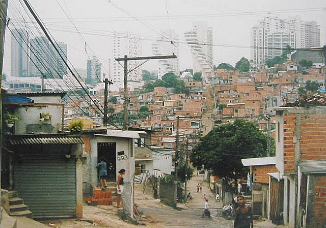 Lived in this Favela de Paraisopolis for six months.