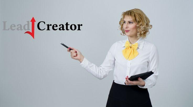 Sei titolare di un' attività commerciale? Scopri come far crescere veramente il tuo #business con Lead Creator. Il nostro sistema è pensato soprattutto per le Piccole & Medie Imprese che possono investire piccole somme di denaro. Risultati concreti, garantiti e misurabili sempre, senza farti sprecare un solo centesimo  NON buttare più soldi in pubblicità che non funziona! http://leadcreator.it/salesletter/