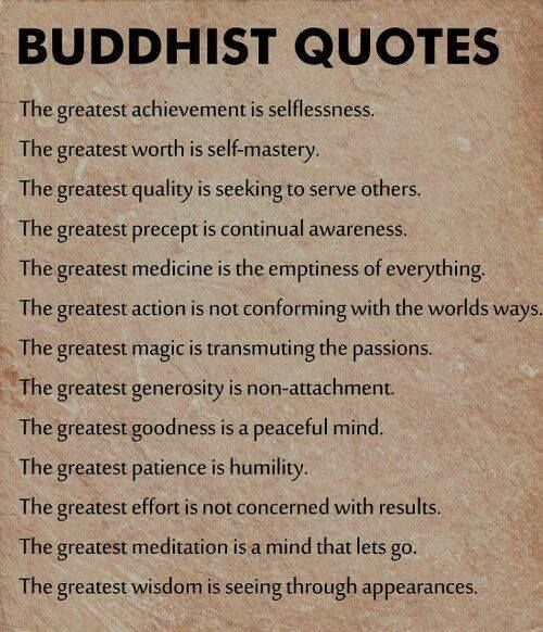 Quotes About Mindfulness Fair 48 Best Buddha  The Christ Of The East Images On Pinterest