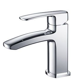 Fresca Fiora (FFT9161CH) Single Hole Mount Bathroom Vanity Faucet - Chrome     #BlondyBathHome #BathroomRemodel #Faucet #BathroomFaucet