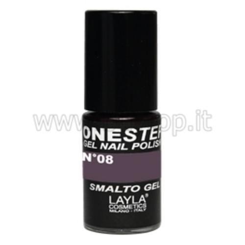 #Layla one step smalto unghie nail n.8 5  ad Euro 13.90 in #Layla #Profumeria make up mani layla