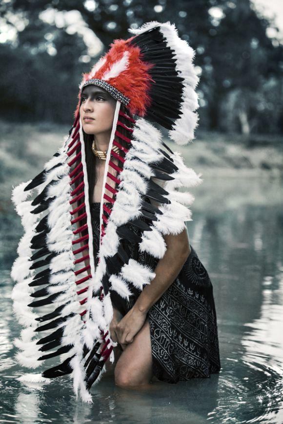 Native American Fashion Shoot