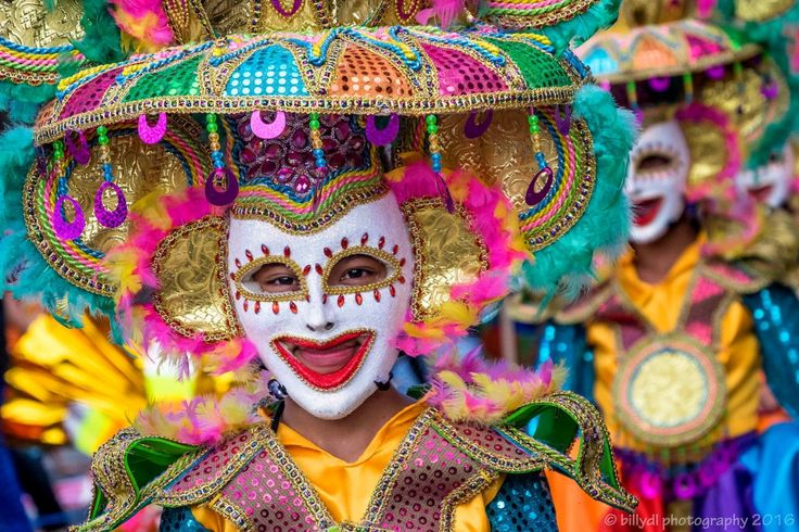 The MassKara festival of the Philippines was born out of tragedy but exemplifies the values of resilience and a continued joy for life.