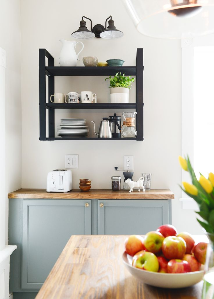 25 best ideas about old home renovation on pinterest old home remodel this old house and - Lowes kitchen shelving ...