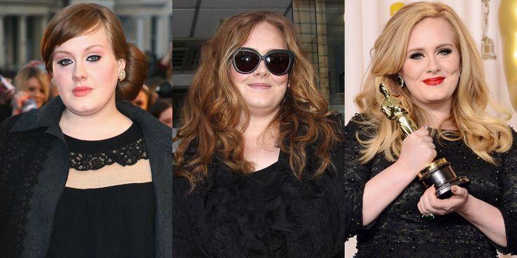 Adele's Complete Beauty Transformation  - HarpersBAZAAR.com