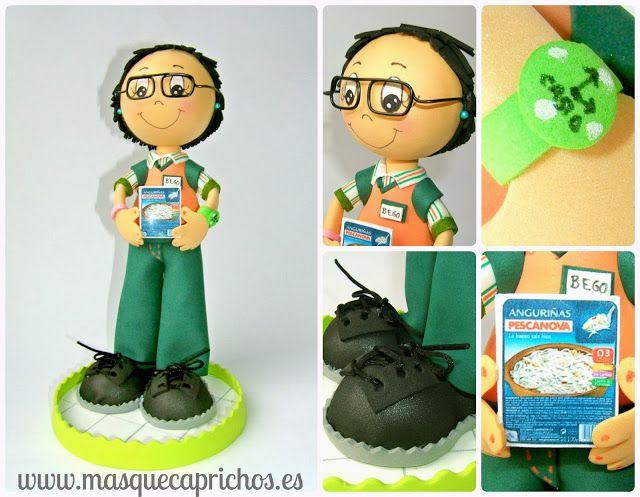 Mini Bego - Fofucha Mercadona