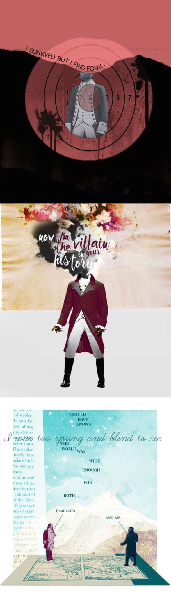 Beautiful Hamilton quotes ★- I found this right as the same lyrics played
