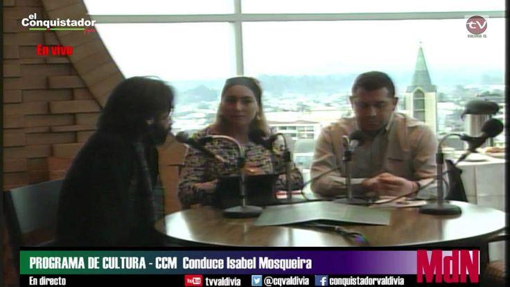 TV VALDIVIA   PROGRAMA CCM  A 03JUNIO2016