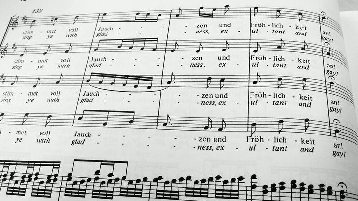 #Bach Jauchzen!