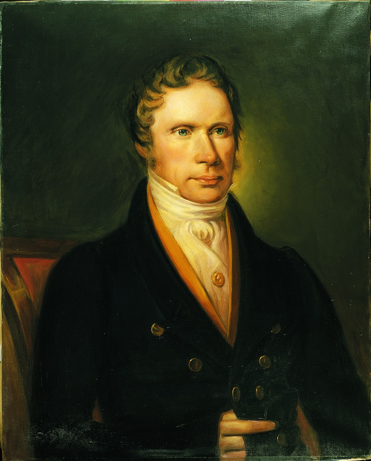 Johan Jacob Julin bought Fiskars in 1822