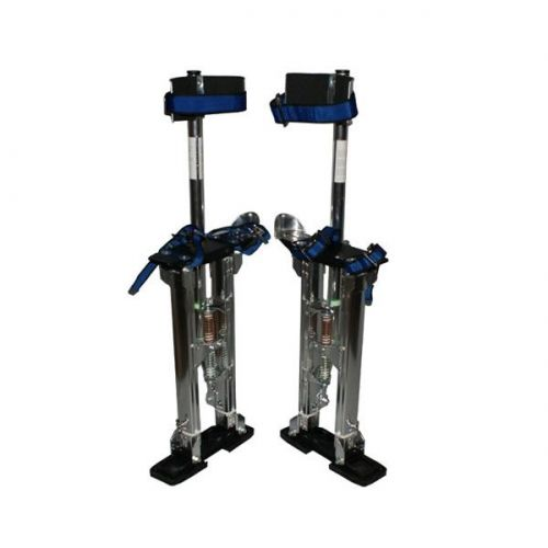 (click twice for updated pricing and more info) Contractor Tools & Accessories - 24-40 inch Aluminum Drywall Stilts #aluminum_drywall_stilts http://www.plainandsimpledeals.com/prod.php?node=35365=Contractor_Tools_&_Accessories_-_24-40_inch_Aluminum_Drywall_Stilts_-_AHI-670