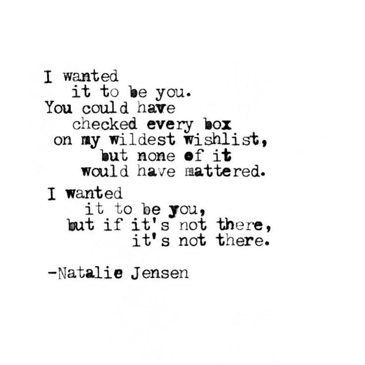1,456 vind-ik-leuks, 54 reacties - Natalie Jensen (@__nataliejensen) op Instagram: 'It's there or it's not ➰ #wishlist #wanted #notthere #nataliejensen'