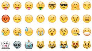 Resultado de imagem para emojis do whatsapp png