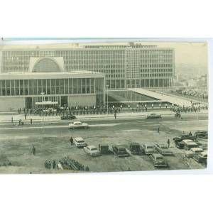 1960 FATİH SARAÇHANE BELEDİYE SARAYI FOTOĞRAF