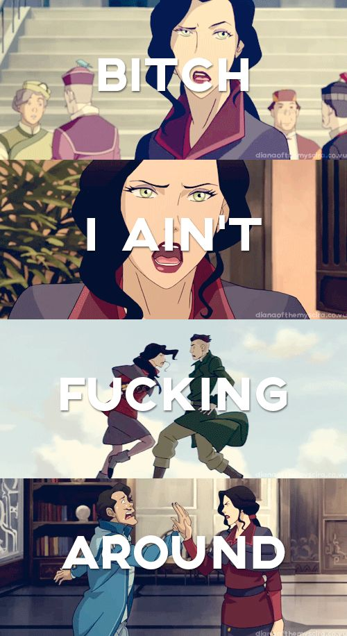Life lessons from Book 4: Do not mess with one Asami Sato