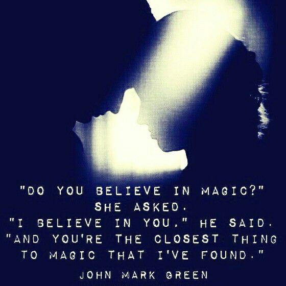 Do you believe in magic essay