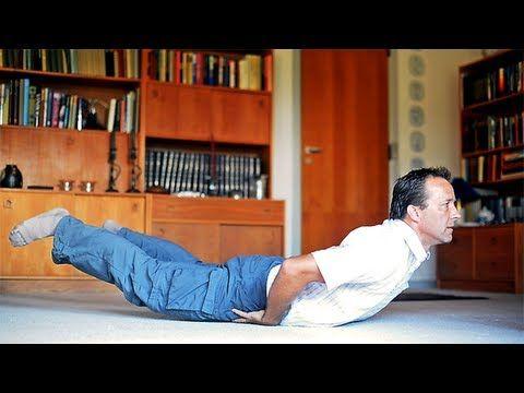【背部護理 - 腰背酸痛】主要鍛煉部位 | 背部肌肉 腹部 和 強化背肌. 擺脫腰痛. 超人姿勢 | Viparita Shalabhasana...
