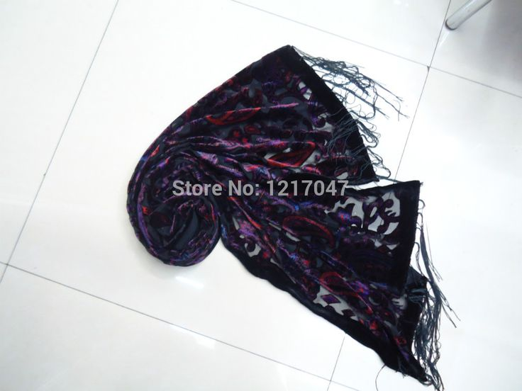 2014 women cashew silk scarf viscose winter scarf  christmas day hot sale for…