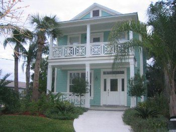 This Key West Style Home Features 3 Bedrooms 2 5 Baths