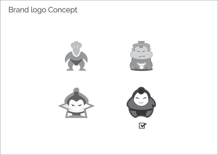Icon Design Concept for logo design of Delivery Sumo