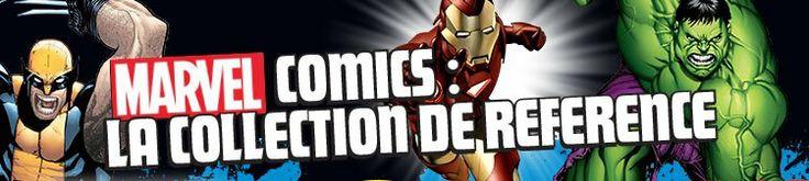 Hachette Collection Marvel Comics