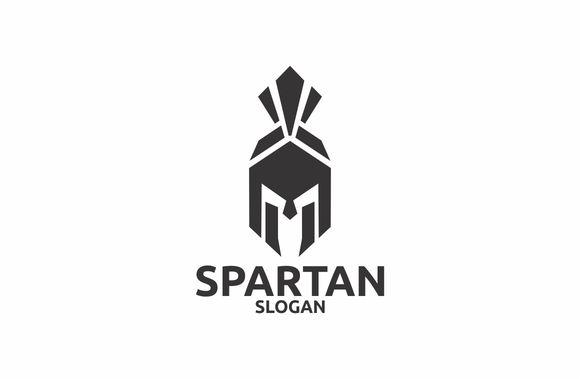 Spartan Logo @creativework247