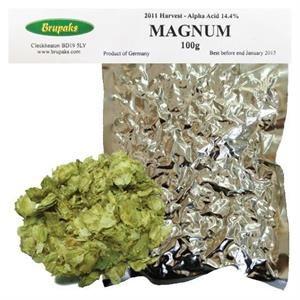 Lúpulo Magnum flor 100g