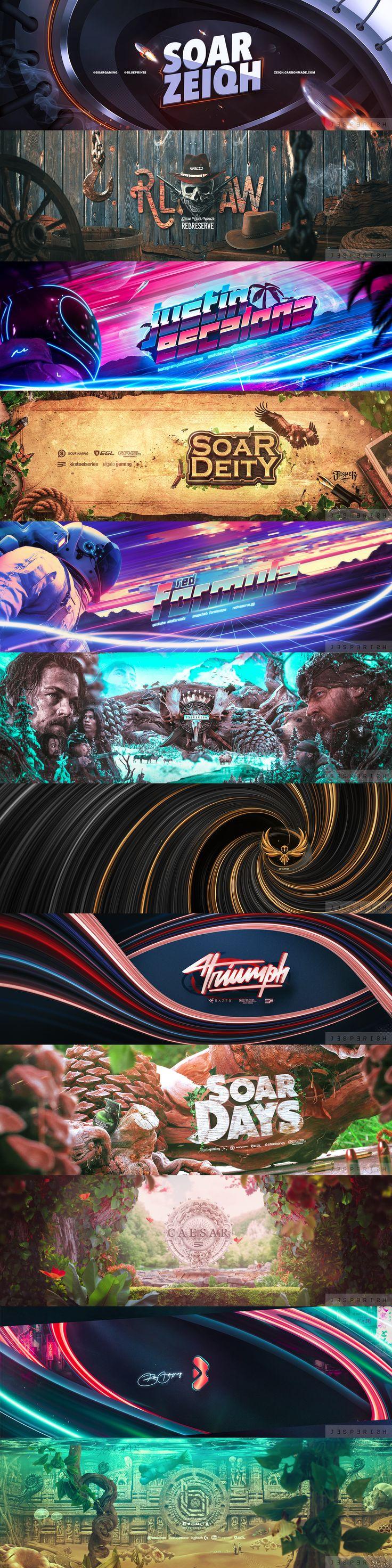 Twitter Banner design on Behance