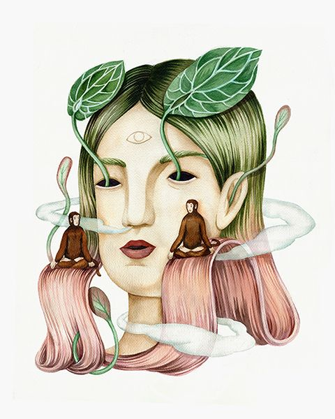 "Andrea Wan - ""Green Light"""