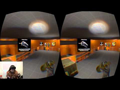 Half Life 2 VR Training (AMAZING!) - SHUT UP AND TAKE MY MONEY